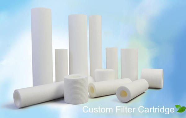 pleated water filter cartridge factory, pp pleated filter cartridge maker, water filter cartridges company