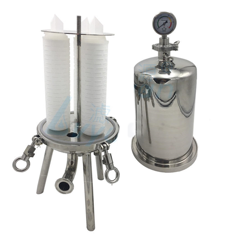 7 steps to choose the water filter cartridges for liquid filter housing
