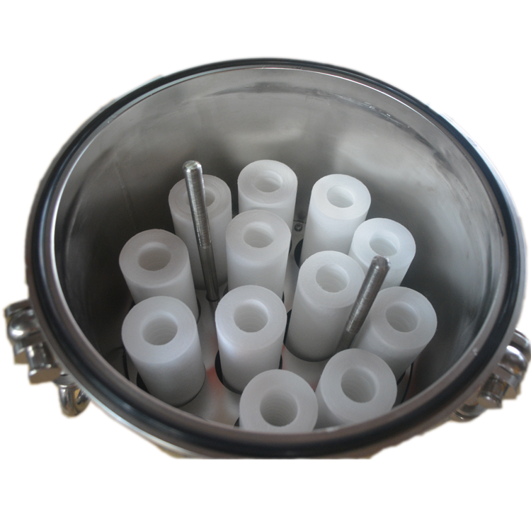 Lvyuan stainless steel water filter housing rod for oil fuel-2