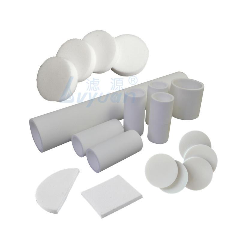 Sintered Porous PE Polyethylene Fritted Filter Disc