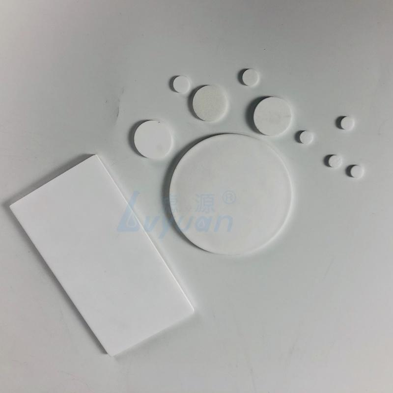 Factory price Porous PE Frit Disc with custom size