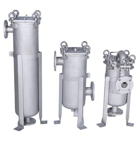Stainless Steel Water Cartridge Filter Vessel for Liquid Oil Gas Filtration