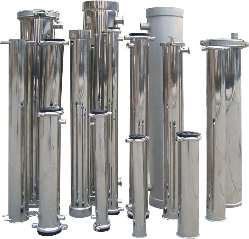 Stainless Steel liquid filter housing