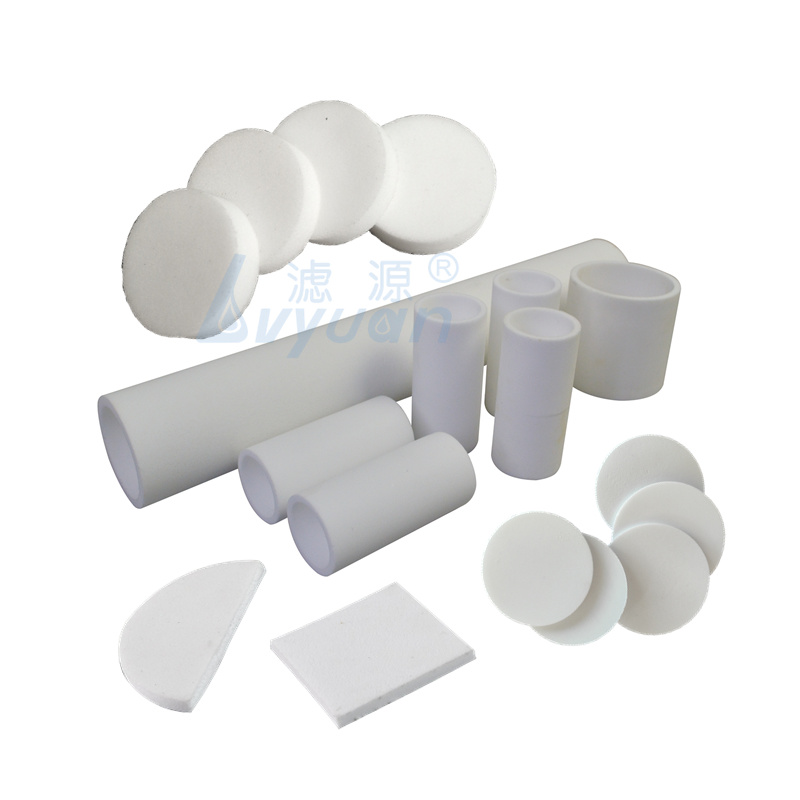 pe sintered filter cartridge supplier for sea water desalination-1