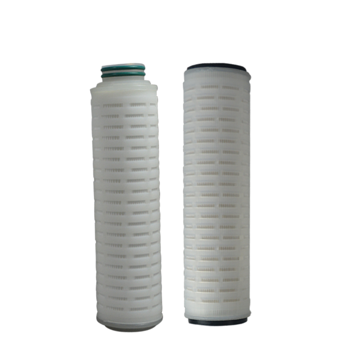 DOE Pleated Membrane PTFE Water Filter