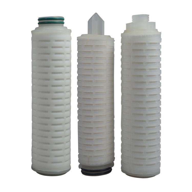 DOE 222 226 215 0.22 Micron 60um PP PTFE Membrane Filter Cartridge