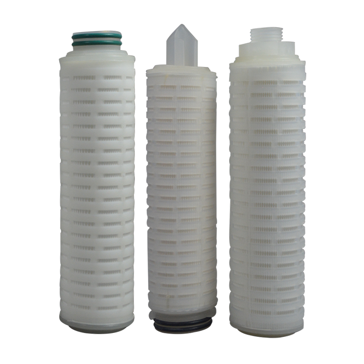 DOE 222 226 215 0.22 Micron 60um PP PTFE Membrane Filter Cartridge