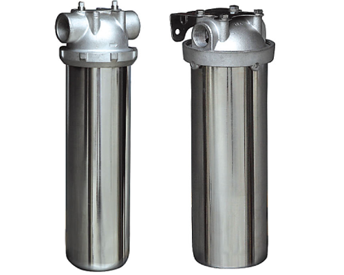 SUS304 Single Cartridge Filter Housing