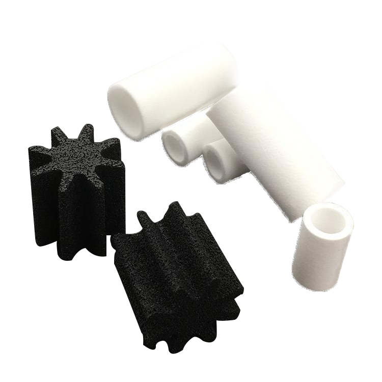 SOE DOE Sintered PE Polyethylene Filters