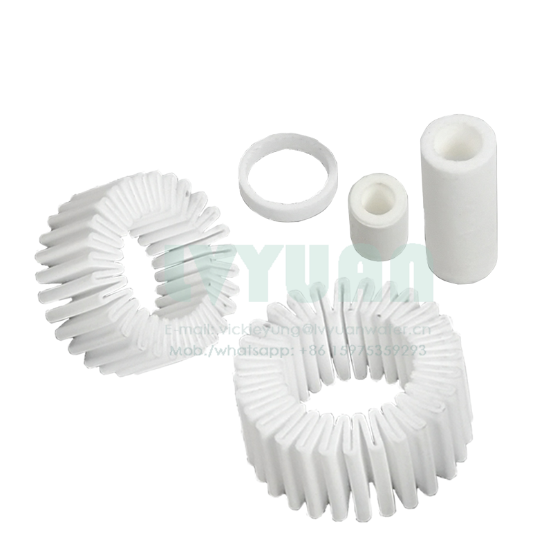 Pleated Filter Element Polyethylene Filters