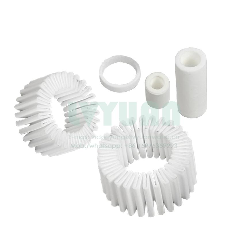 Pleated Filter Element Polyethylene Filters