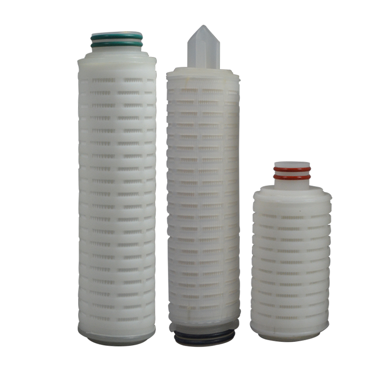 Lvyuan pleated water filter cartridge replacement for organic solvents-2