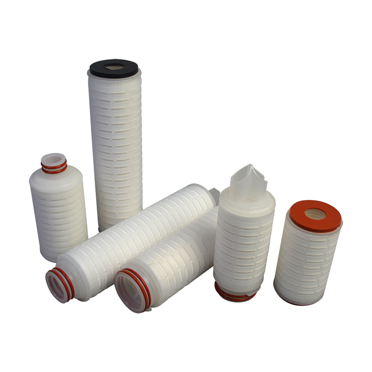 Lvyuan pleated water filter cartridge replacement for organic solvents-1