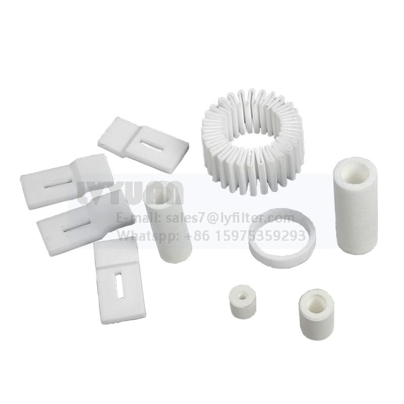 Lvyuan professional sintered plastic filter manufacturer for food and beverage