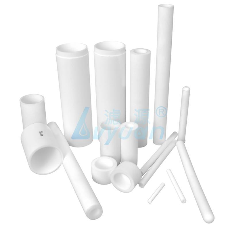 Cylinder Micron Porous Sintered PTFE Water Filter