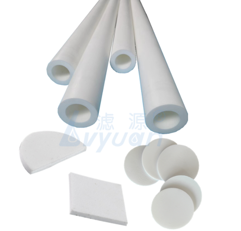 What is HDPE sintered filter?