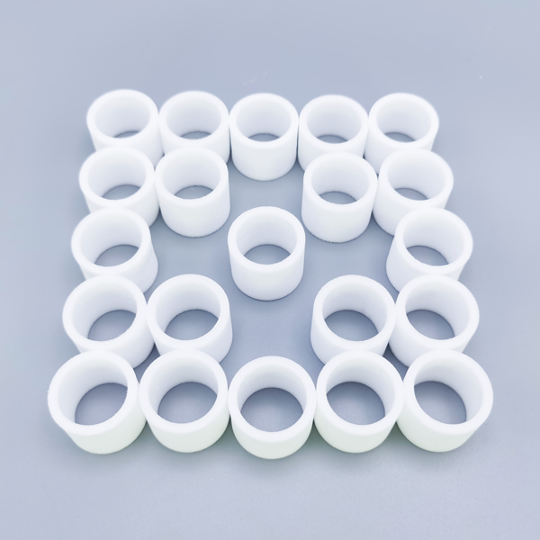 Square 10mm 30 Microns Porous UHMWPE Sintered Plastic Filter