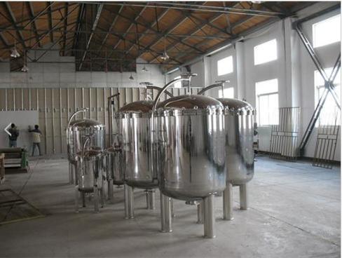 China large flow filter housing factory