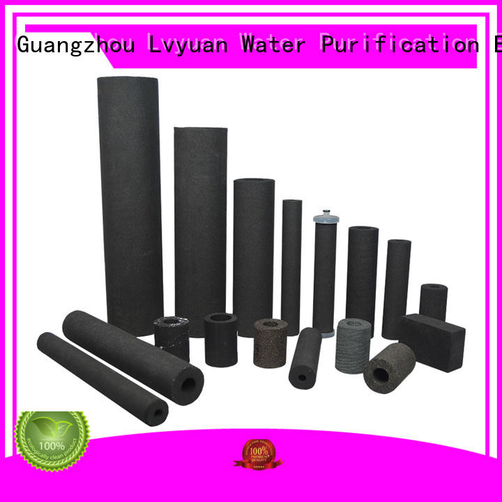 sintered stainless steel filter for food and beverage Lvyuan
