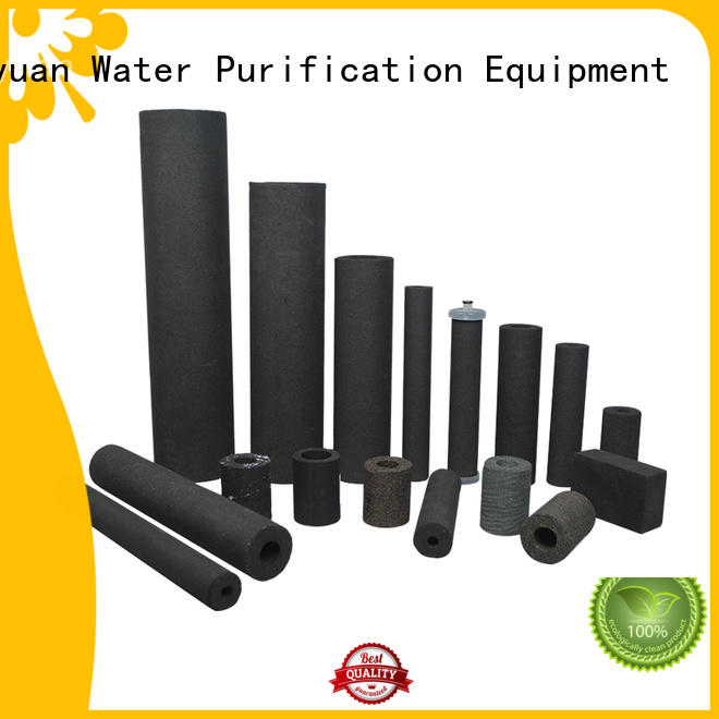 sintered plastic filter rod liquid