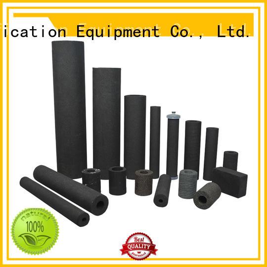 Lvyuan Brand filtration  block factory