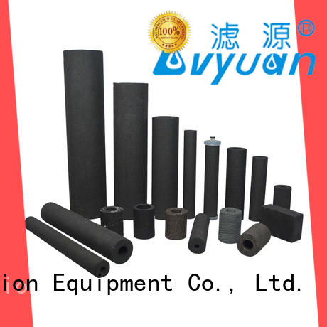 activated carbon sintered ss filter manufacturer for sea water desalination