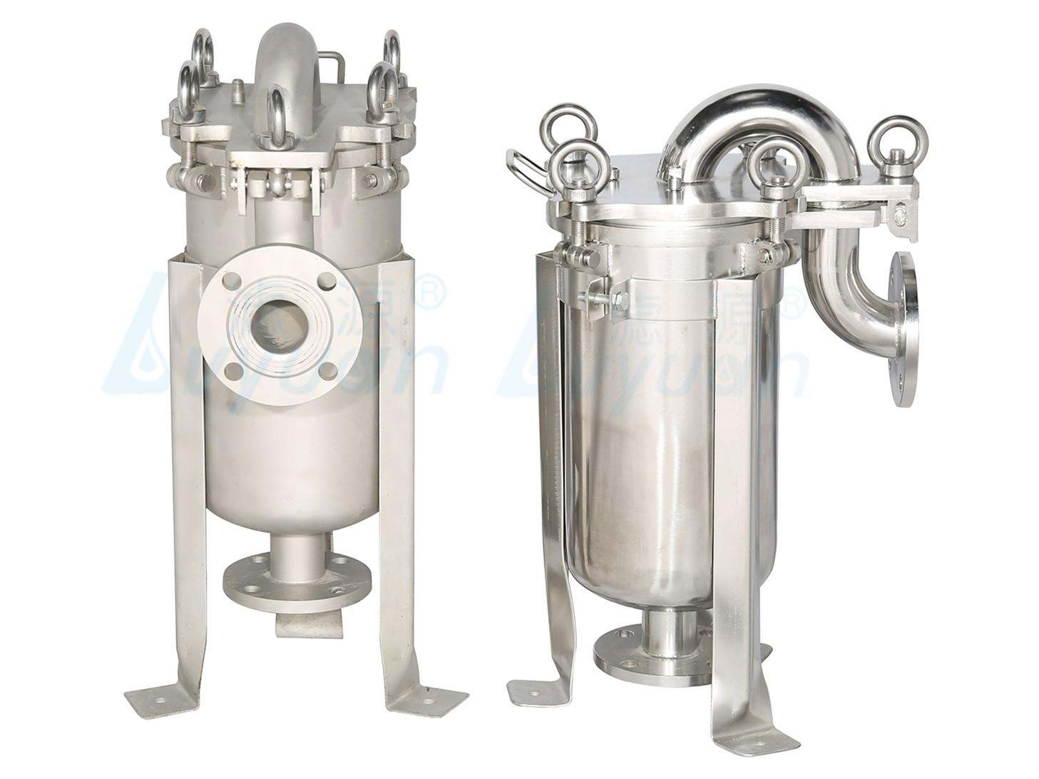 professional stainless steel filter housing with core for industry-1