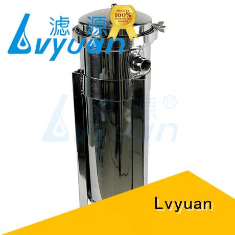Lvyuan titanium 10 water filter housing best for oil fuel