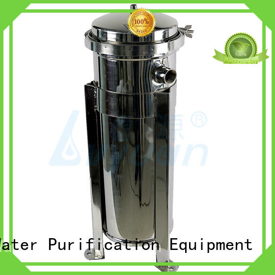 titanium stainless steel filter housing with core for food and beverage