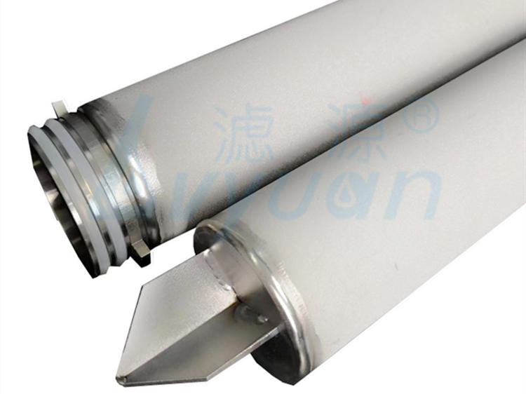 Lvyuan professional sintered metal filter manufacturer for sea water desalination