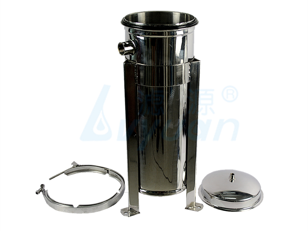 titanium stainless steel bag filter housing housing for sea water treatment-1