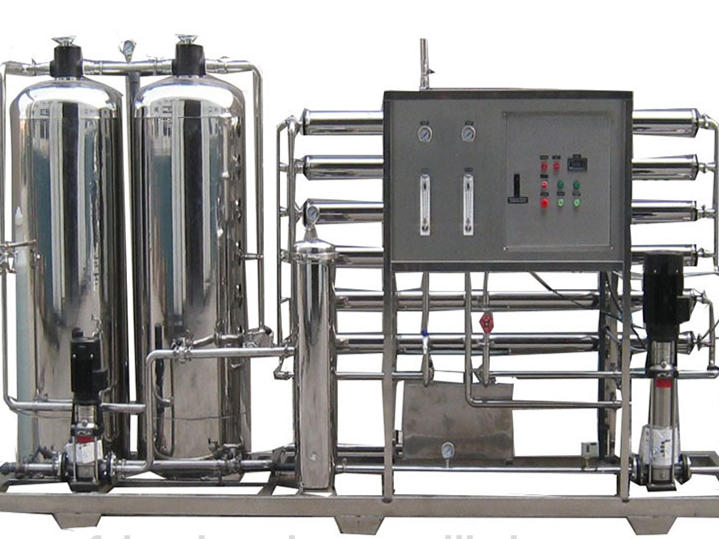 What is technology features of stainless steel filter in Ro water treatment?