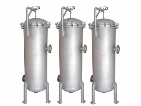 what is Stainless steel filter cartridge housing description and usage?