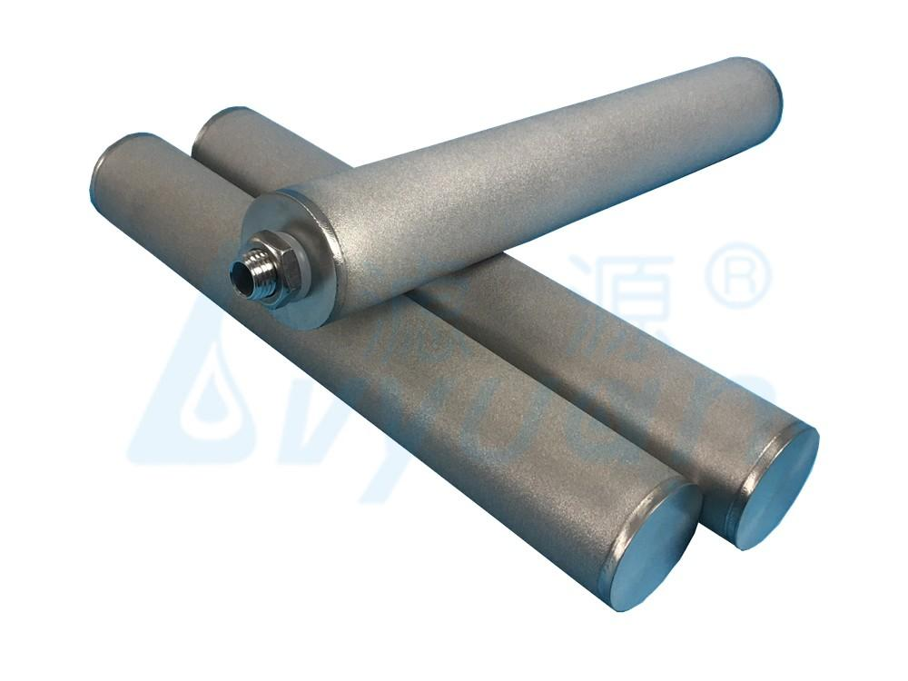 sintered metal filter elements manufacturer for sea water desalination Lvyuan-3