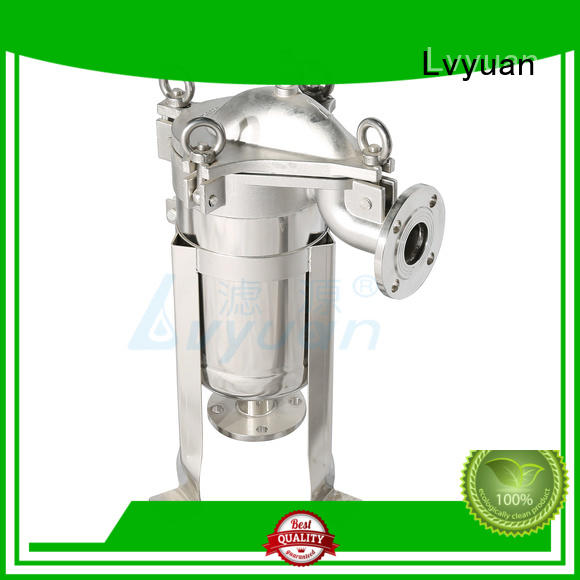 professional stainless steel filter housing with core for industry