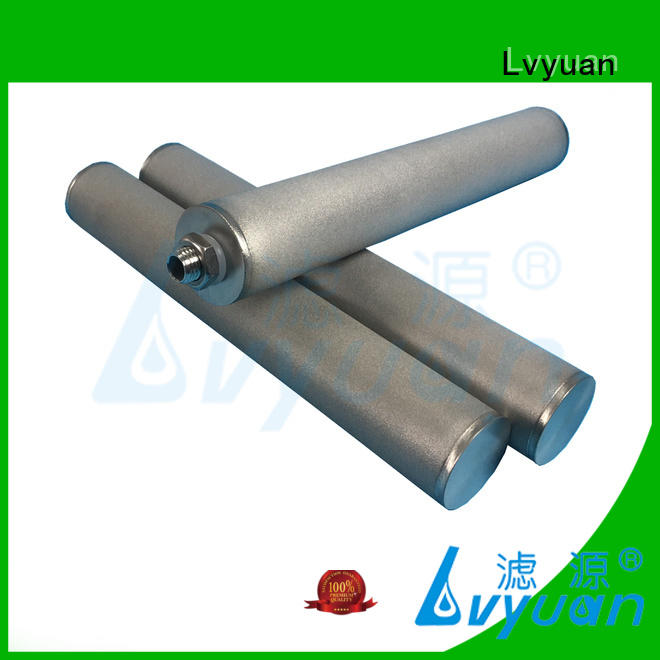 high end sintered metal filters suppliers manufacturer for industry