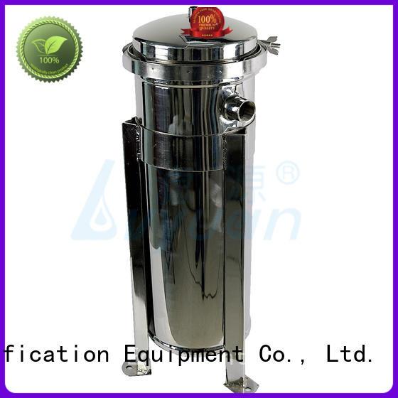 Lvyuan best stainless steel cartridge filter housing manufacturer for oil fuel