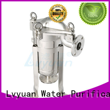 professional stainless filter housing manufacturer for sea water treatment