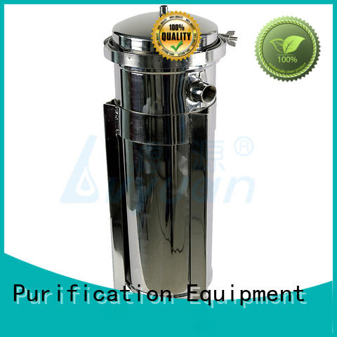 Lvyuan stainless steel cartridge filter housing rod for food and beverage