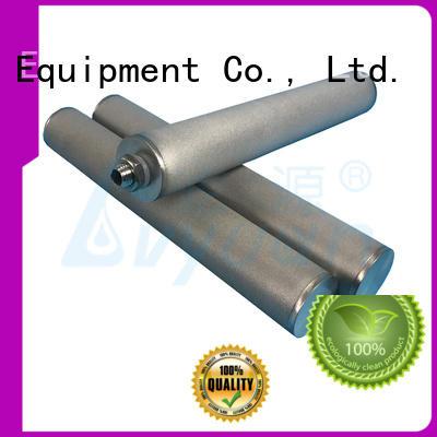 sintered metal filter elements for food and beverage Lvyuan