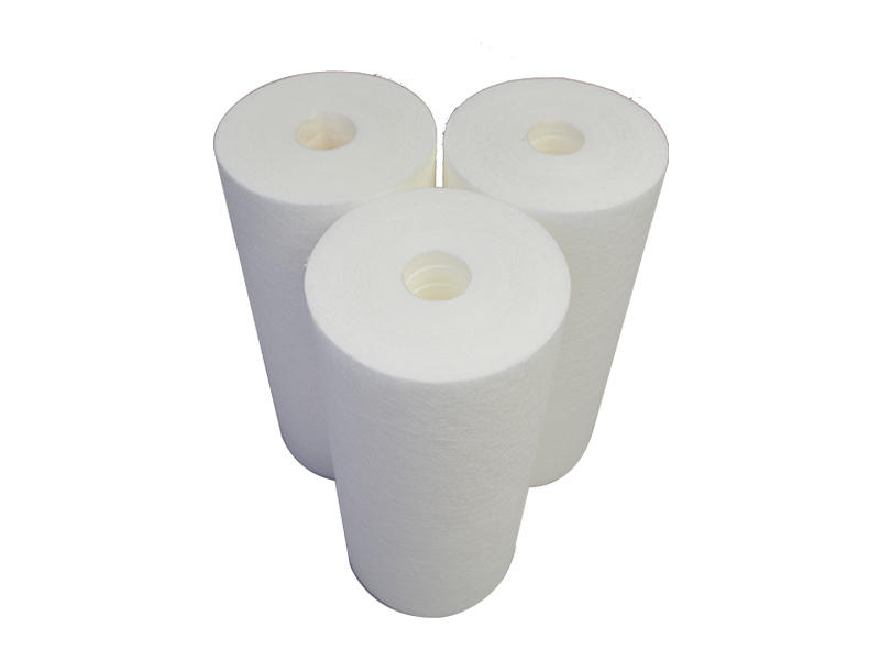 Lvyuan polypropylene pp melt blown filter cartridge manufacturer for industry