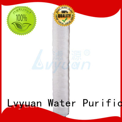 high end hiflow filters park for sea water desalination