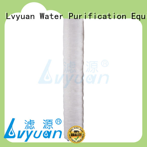 Lvyuan high flow filters replacement for industry