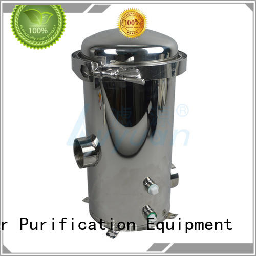 professional stainless steel bag filter housing manufacturer for sea water desalination