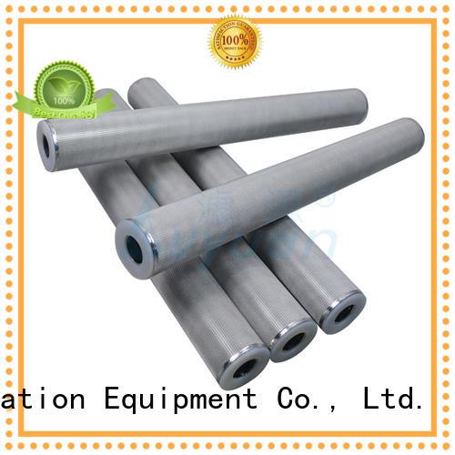 Lvyuan sintered metal filters suppliers manufacturer for food and beverage