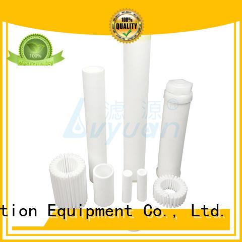 Lvyuan professional sintered steel filter supplier for sea water desalination