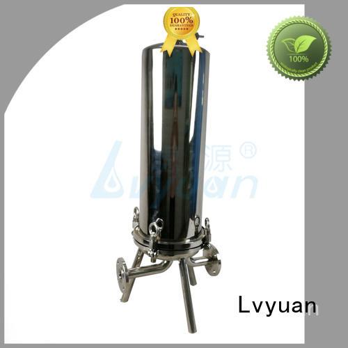 Lvyuan professional cartridge filter housing efficient for oil fuel