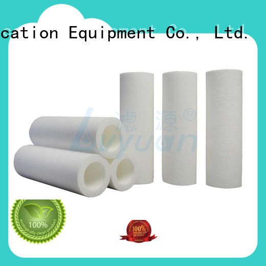 customized melt blown filter cartridge replacement for industry