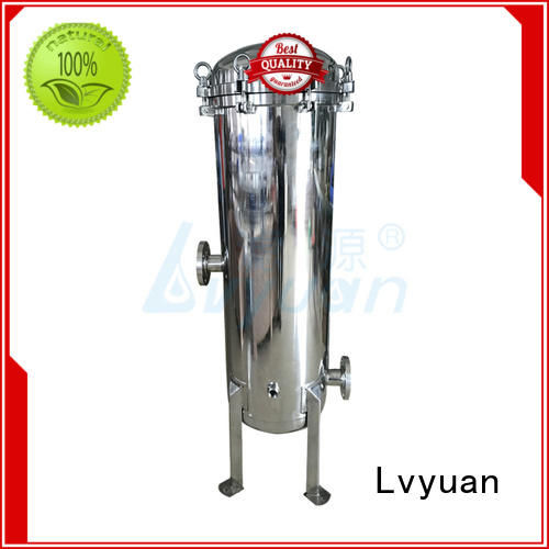 high end bag filter housing manufacturer for sea water treatment Lvyuan