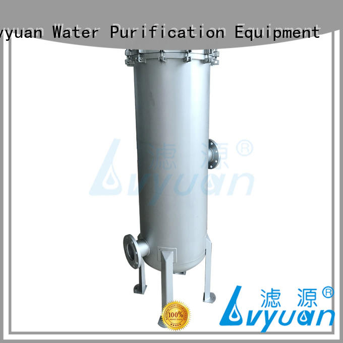 best ss cartridge filter housing with fin end cap for oil fuel